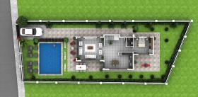 Image No.9-Maison / Villa de 4 chambres à vendre à Bodrum