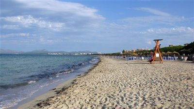 Can Picafort Beach
