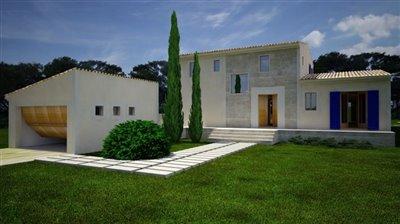 villa option 1