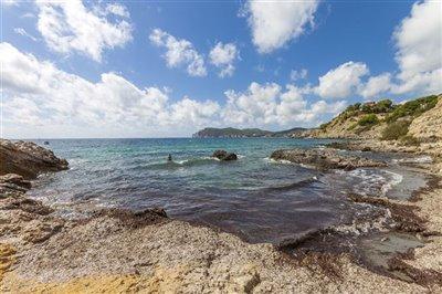 Costa de la Calma Sea