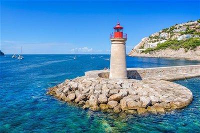 Puerto Andratx Lighthouse