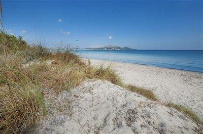 Beach of Playas de Muro 2