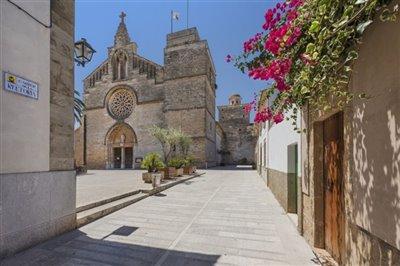 Alcudia Church 02