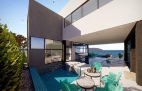 Image No.3-Maison / Villa de 4 chambres à vendre à Kalyves