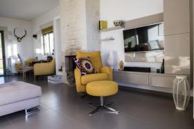 Image No.2-Villa / Détaché de 6 chambres à vendre à Gavalohori