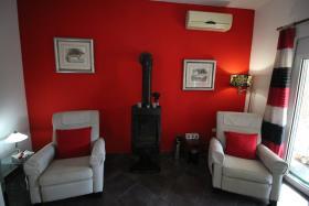 Image No.2-Maison / Villa de 2 chambres à vendre à Gavalohori