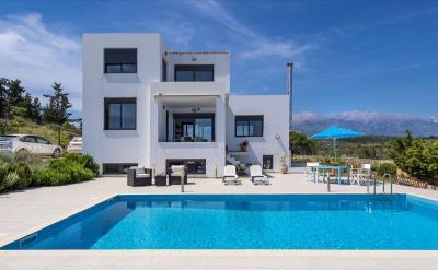 Villa-Vamos-Apokoronas-Crete-For-SaleFull-View
