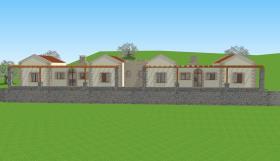 Image No.1-Maison / Villa de 3 chambres à vendre à Gavalohori