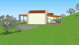 Image No.12-Maison / Villa de 3 chambres à vendre à Gavalohori