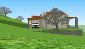Image No.13-Maison / Villa de 3 chambres à vendre à Gavalohori