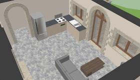 Image No.2-Maison / Villa de 3 chambres à vendre à Gavalohori