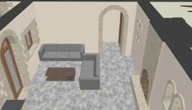 Image No.4-Maison / Villa de 3 chambres à vendre à Gavalohori