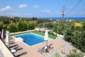 Image No.3-Villa de 6 chambres à vendre à Rethymnon