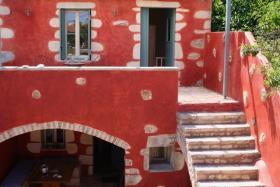 Image No.1-Maison de village de 2 chambres à vendre à Xirosterni