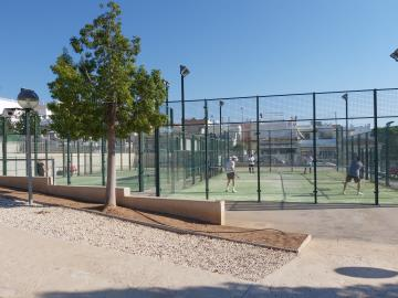 Padel-Courts