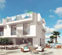 Image No.2-Maison de ville de 4 chambres à vendre à Los Boliches