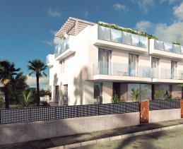 Image No.5-Maison de ville de 4 chambres à vendre à Los Boliches