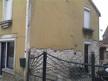 1 - Voussac, House