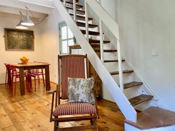 Living-area-stairs