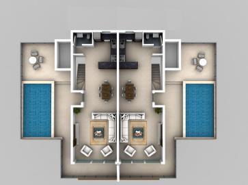 second--top--floor-plan