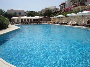 Four-Bedroom-Centrally-Located-detached-villa-for-sale-in-Kalkan-town-centre----Likya-Residence-in-Kalkan