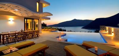 Located-in-kalamar-modern-luxury-villa-Kalkan-1