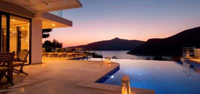 Located-in-kalamar-modern-luxury-villa-Kalkan