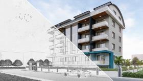Image No.2-Duplex de 2 chambres à vendre à Oba