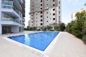Image No.1-Appartement de 1 chambre à vendre à Mahmutlar