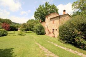 Image No.2-Ferme de 3 chambres à vendre à Lucignano