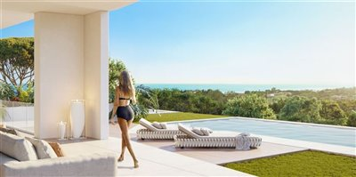 New Development - Apartments and Houses for sale in Santa Clara, Marbella, Costa del Sol