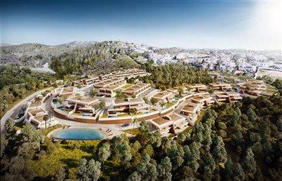 New Development - Houses for Sale in El Chaparral, Mijas Costa, Costa del Sol