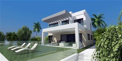 New Villas in La Cala de Mijas, Mijas Costa, Costa del Sol