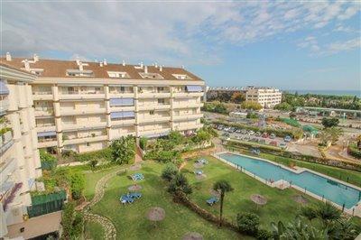 Penthouse in Nagueles, Marbella, Costa del Sol