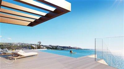 Beachfront New Complex in Estepona, Costa del Sol