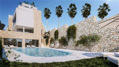 Luxury Apartments in La Quinta, Marbella,Costa del Sol