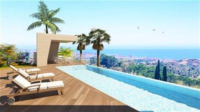 New Villas in Mijas, Costa del Sol