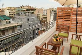 Image No.9-Un hôtel de 18 chambres à vendre à Athènes