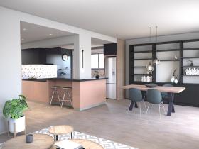 Image No.4-Appartement de 3 chambres à vendre à Athènes