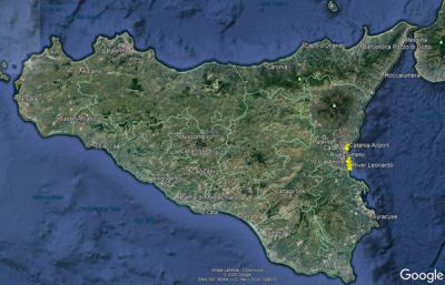Sicily-Location