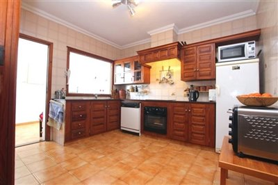 Beautiful, detached villa, separated into 4 separate apartments with private pool