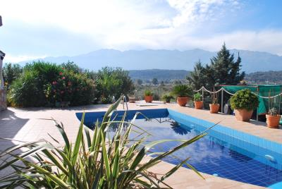 House-for-sale-in-Chania-Vamos-Pool-view