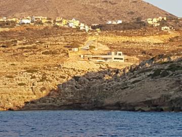 luxury-seafront-villa-crete-from-sea