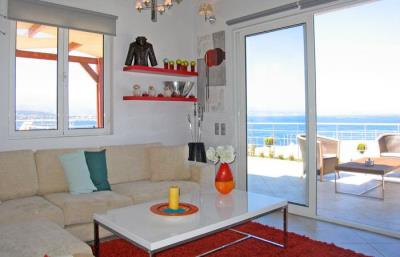Villas-for-sale-in-Chania-Crete-Greece-views-from-living-room