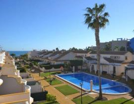 Image No.1-Maison de 2 chambres à vendre à Cabo Roig