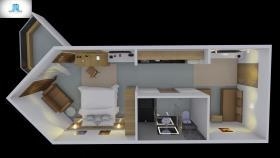 Image No.13-Appartement de 1 chambre à vendre à Hurghada