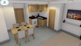Image No.3-Appartement de 1 chambre à vendre à Hurghada