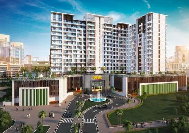 1 - Dubai, Appartement