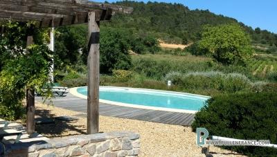 Country-house-with-views-Minervois-France-7