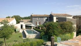Image No.1-Propriété de pays de 6 chambres à vendre à Rieux-Minervois